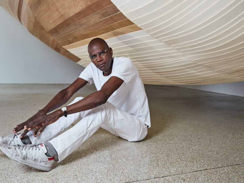 Artribune e L'uomo Vogue parlano della collaborazione tra Mark Bradford e Rio Terà